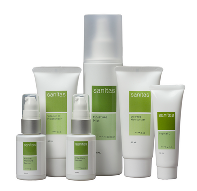 Nutrition skin care