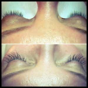 Natural Lash Extenstions